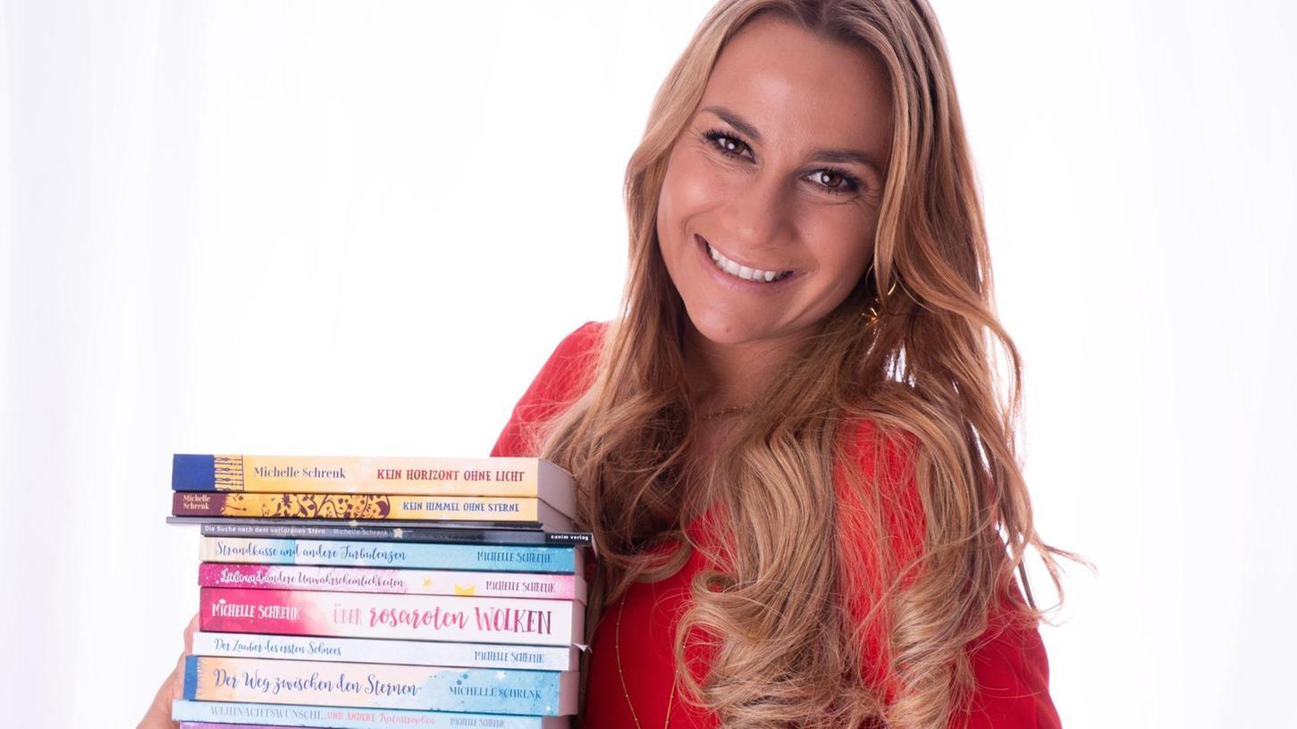 Der Traum der 36-jährigen Michelle Schrenk aus Allersberg ist in Erfüllung gegangen: Sie ist erfolgreiche Buchautorin. Hier gibt sie Tipps, wie das klappt, wenn man sich um alles selbst kümmert.