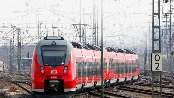 Notarzteinsatz beendet: Strecke Nürnberg Nordost - Heroldsberg wieder frei