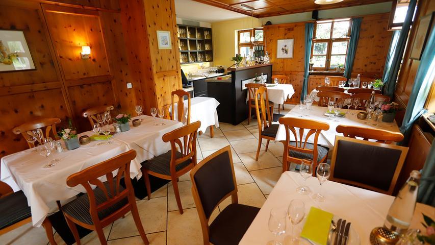 Hotel-Restaurant Zirbelstube, Nürnberg