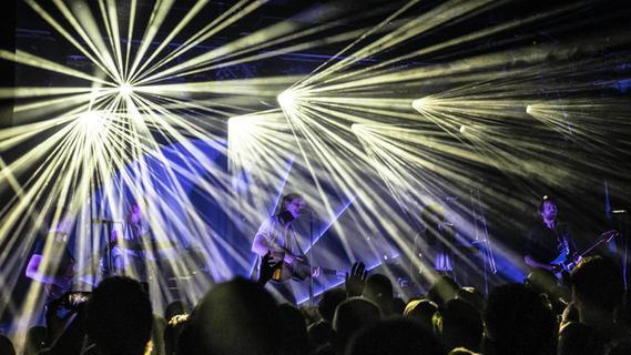 In Erlangen dürfen Konzertbesucher wieder stehen und tanzen