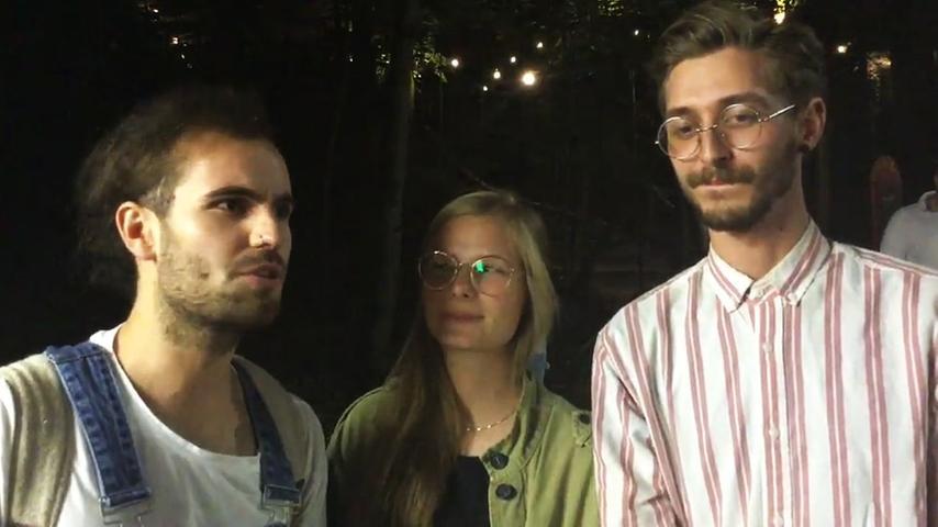 Hinter den Kulissen: Das Annafest 2019 im Video-Check