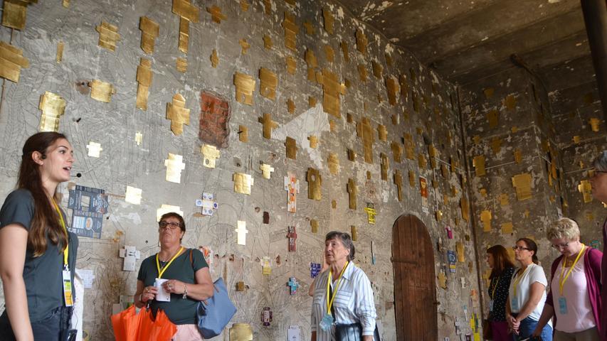 Kunstbiennale in Schwabach: Ein Rundgang über