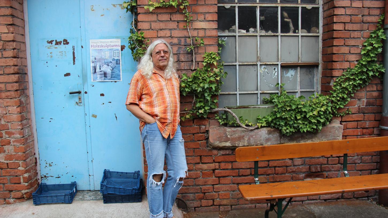Leben und leben lassen: Udo Martin ist der