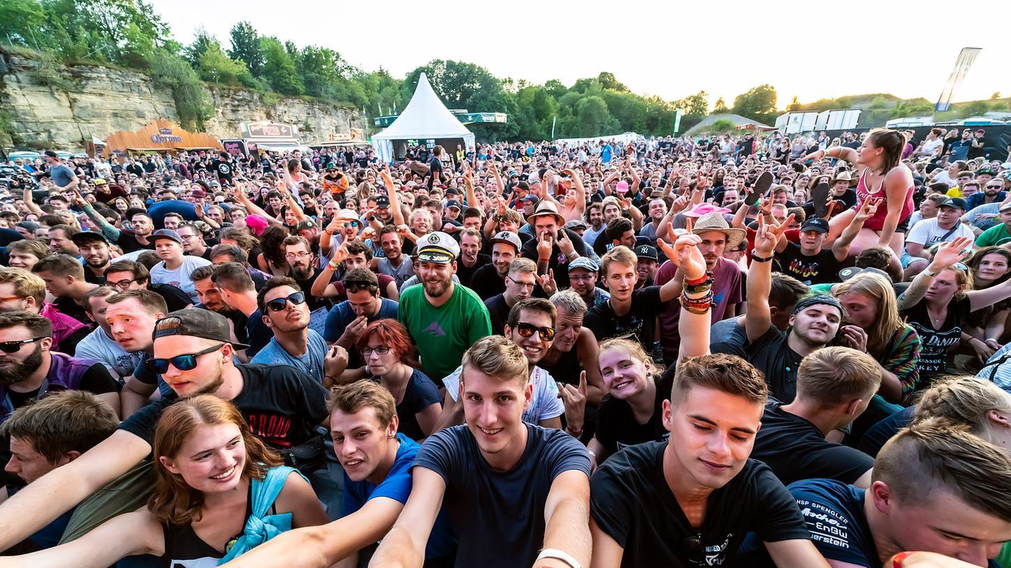 Taubertal-Festival 2021 offiziell abgesagt. Jubiläums-Veranstaltung wurde auf 2022 vertagt.