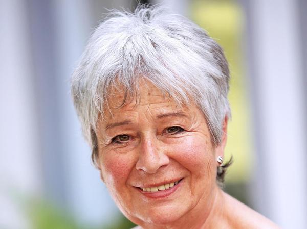 Marianne Wende, Leiterin des Tierheims in Forchheim.