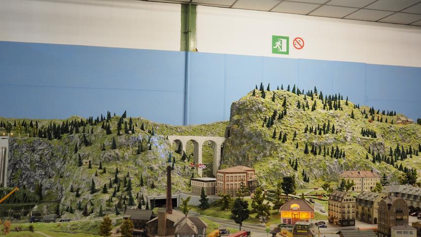 Treuchtlinger Miniaturland: Einmal Lokführer sein