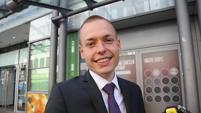 Sebastian Leiß, 30 Jahre alt: