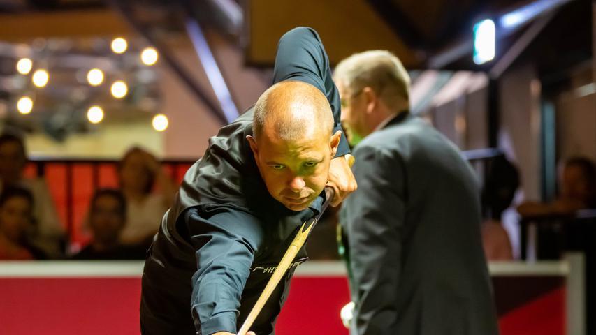 Paul Hunter Classic 2019: Barry Hawkins holt sich den Sieg