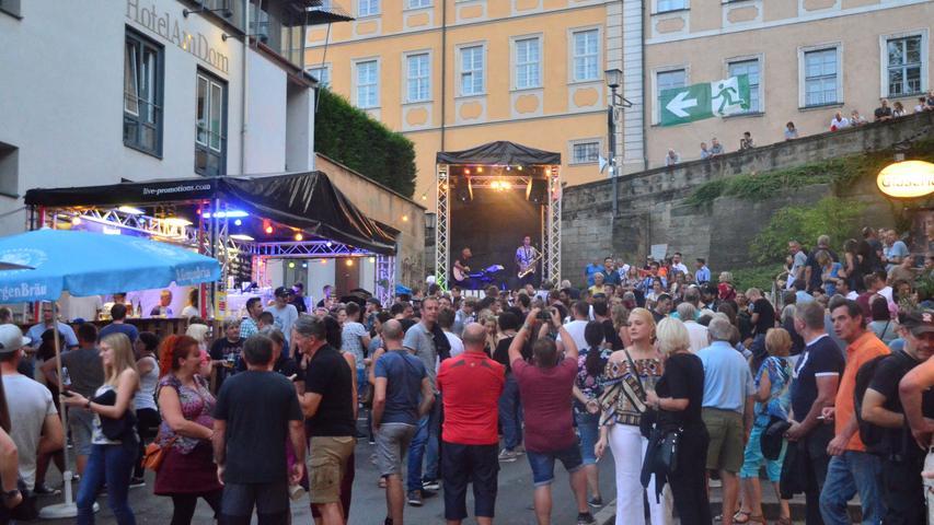 Sandkerwa-Finale: Alle Bilder vom Abschluss aus Bamberg
