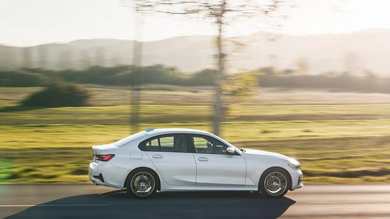 Der Kraftstoffkonsum ist eine Paradedisziplin des 320 d. Auf unserer Sparrunde ermittelten wir 4,4 l/100 km, im Durchschnitt 5,5 l/100 km.