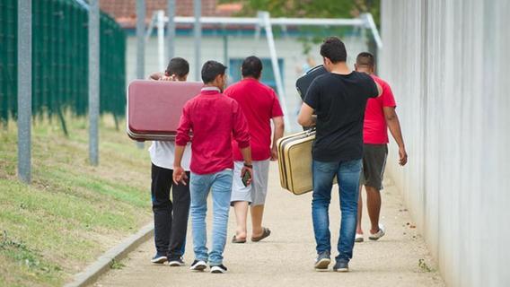 Überraschung im Lastwagen: Jugendliche Flüchtlinge an Bord