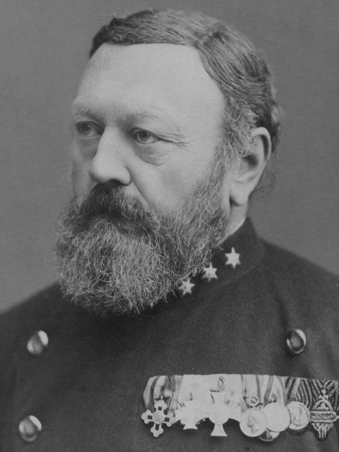 Conrad Dietrich Magirus war einer der Gründerväter des deutschen Feuerwehrwesens.