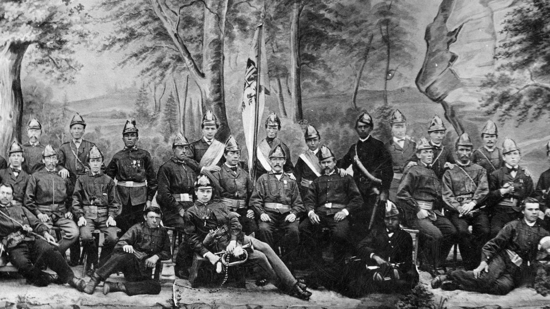 In unserer Region haben schon eine ganze Reihe von Freiwilligen Feuerwehren ihr 150-jähriges Bestehen gefeiert. Die Wendelsteiner Feuerwehr zum Beispiel wurde bereits im Jahr 1862 gegründet.