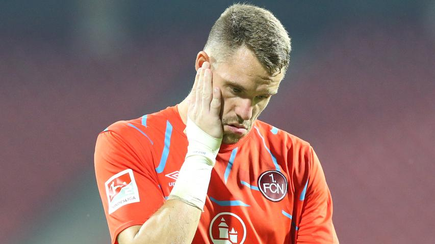 Mathenia fällt gegen Heidenheim ab: Die Club-Spieler in der Einzelkritik