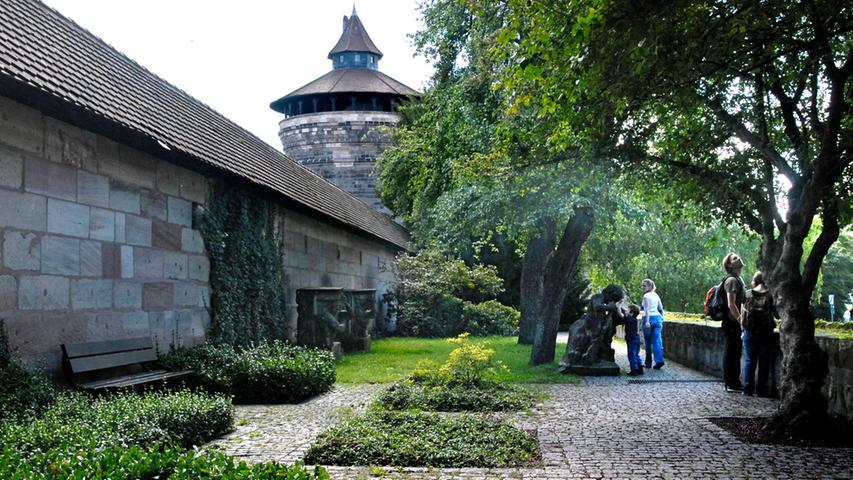 Die schönsten Orte zum Spazierengehen in Nürnberg