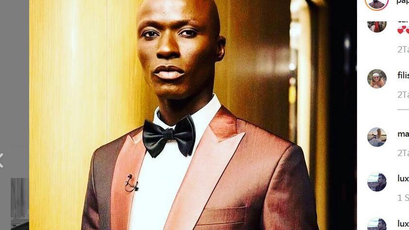 Topmodel Papis Loveday stand bereits für Chanel und Diesel vor der Kamera. Jetzt kommt das internationale Topmodel aus dem Senegal nach Nürnberg.