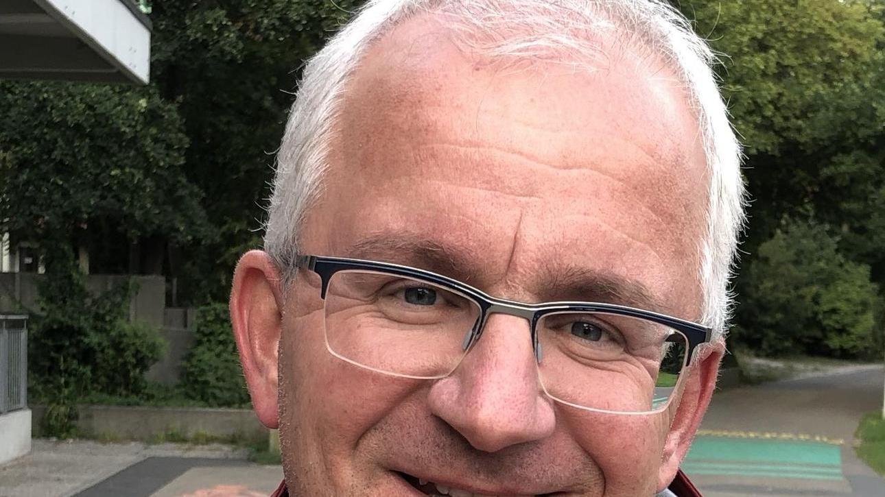 Jens Ott, der Vorsitzende des ADFC in Nürnberg.