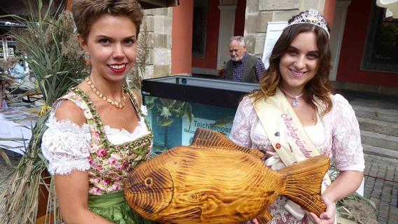 Karpfen, Kirschen, königlich: So viele royale Vertreterinnen haben Franken und die Region