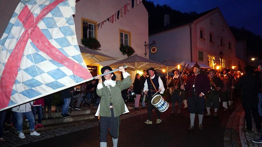 Tilly-Fest in Breitenbrunn