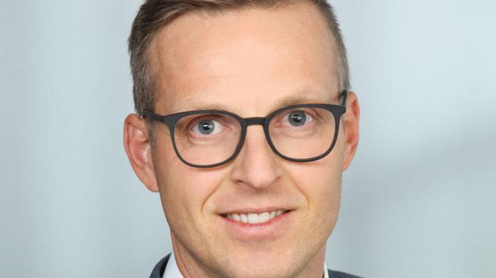Bürgermeister Holger Bezold tritt wieder zur Wahl an.