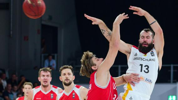 Basketball-Länderspiel in Nürnberg: Gewinnen Sie VIP-Karten!