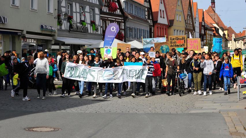 FFF-Forchheim: Die Bemühungen der Stadt reichen nicht