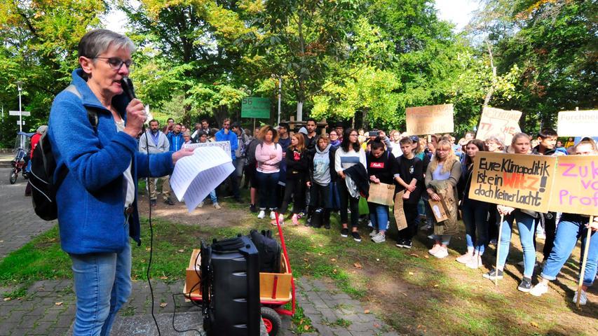 Mit rund 500 Teilnehmern fand am Freitagmittag die zweite