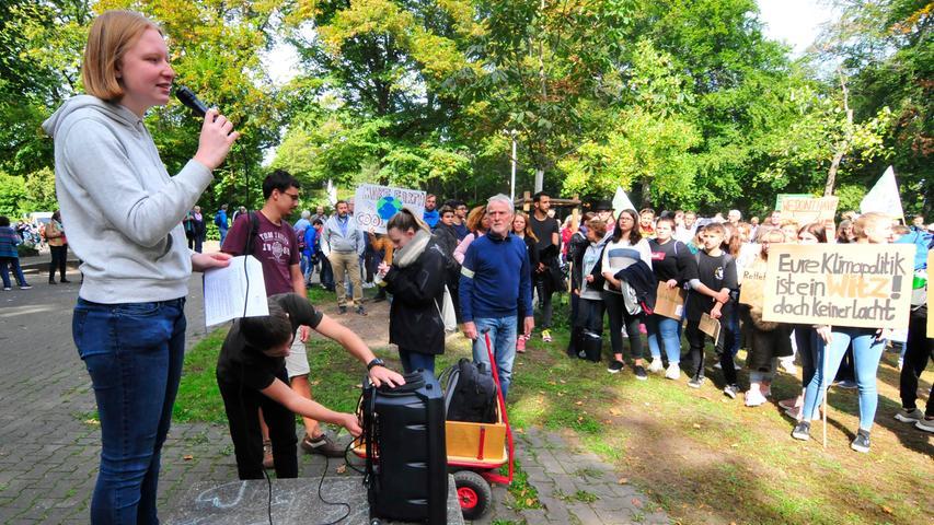 Großer Klimastreik 2019: 500 Forchheimer bei Fridays for Future