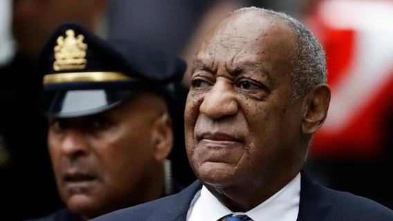 Der erste Verurteilte der Ära #MeToo: Cosby ein Jahr im Gefängnis