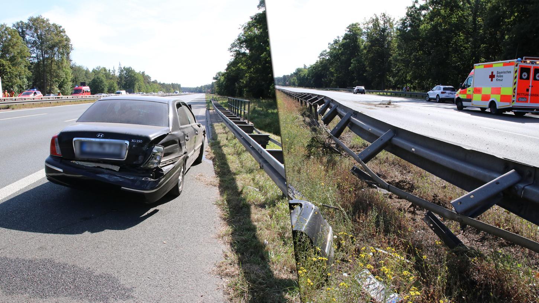Als Fahrerin dieses schwarzen Hyundai verursachte Sandra N. einen tödlichen Verkehrsunfall - zuvor hatte sie ihre Mutter getötet.