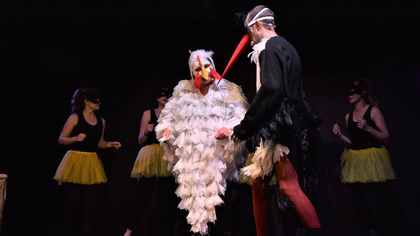 NM Foto: Helmut Sturm Motiv: 25 Jahre Musical Neumarkt: K3 und M.u.T. präsentierten