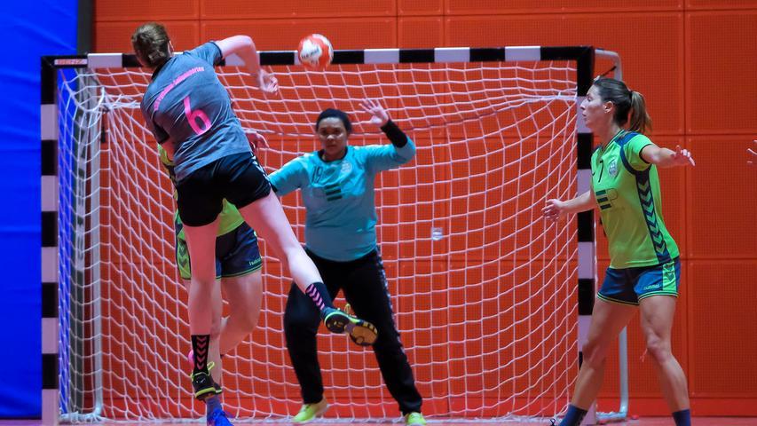 Handball-Derby in Postbauer-Heng