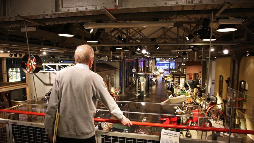 Das Museum Industriekultur wird von 2023 bis 2025 neu aufgestellt und soll sich dem Thema Zukunft der Arbeit widmen.