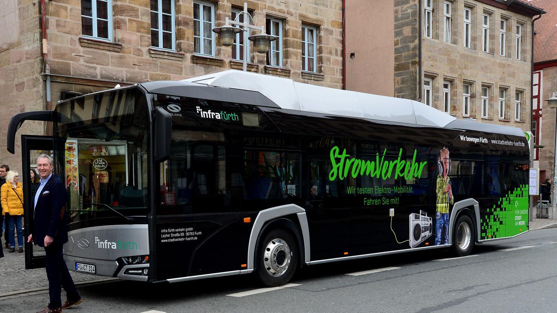 Ihren ersten E-Bus präsentierte die infra im vergangenen Jahr. Anfang 2020 vergrößert sich die Flotte um zwei Busse mit Elektro- und fünf mit Hybridantrieb. Das achte Modell ist ein moderner Diesel.
