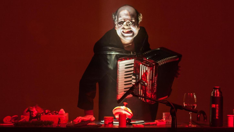 """Das Puppentheater Magdeburg ist am 19. Oktober mit dem Stück """" Wilde Reise durch die Nacht"""" zu Gast in Nürnberg."""