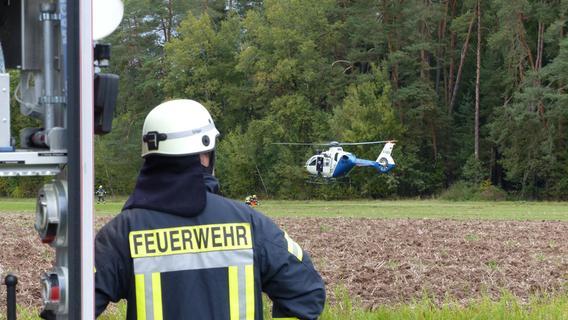 Haundorf: Einsatzkräfte probten den Ernstfall