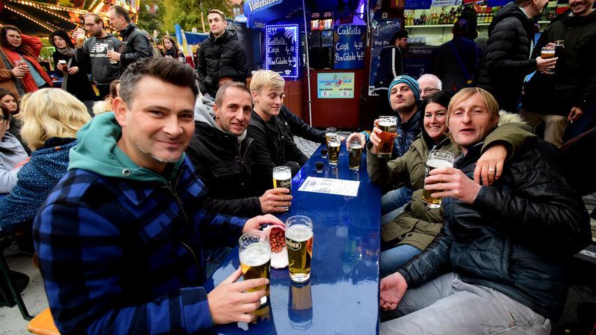 FOTO: Hans-Joachim Winckler DATUM: 5.10.2019..MOTIV: Michaelis-Kirchweih Samstagabend