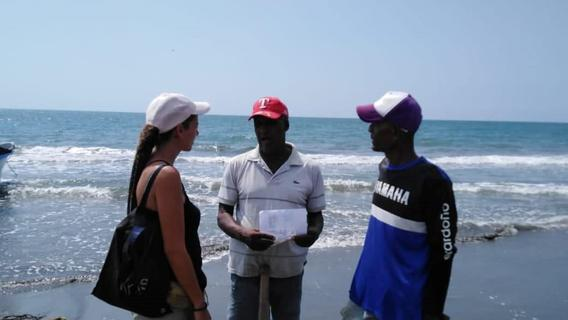 Vermisster Partner: Rotherin sucht in der Karibik weiter