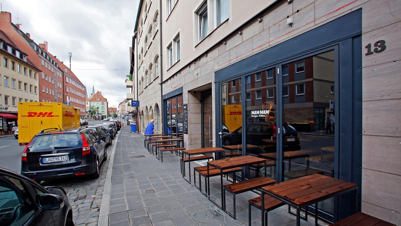 Mam Mam Burger, Nürnberg