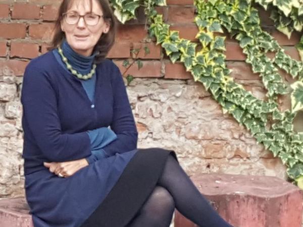 Margarete Weidinger leitet den Hof e. V., der Wohnprojekte berät und unterstützt.