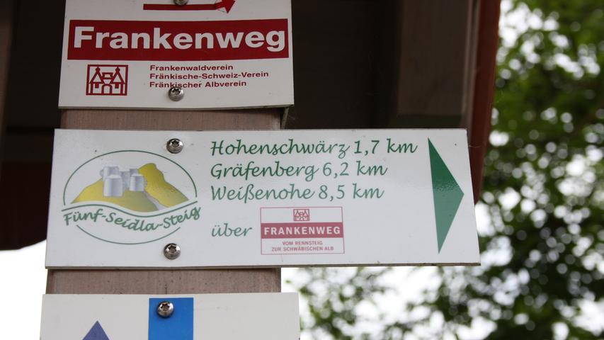 Wandern und Biergenuss: Das ist der berühmte Fünf-Seidla-Steig