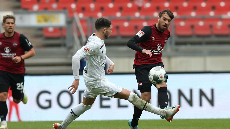Verkanntes Genie? Iuri Medeiros (links) verlässt den 1. FC Nürnberg nach lediglich elf Pflichtspieleinsätzen für immer.