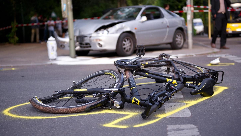Zwar ist die Zahl der getöteten Radfahrer in Nürnberg gesunken, jedoch wurden im vergangenen Jahr mehr Menschen bei Unfällen mit dem Fahrrad verletzt.