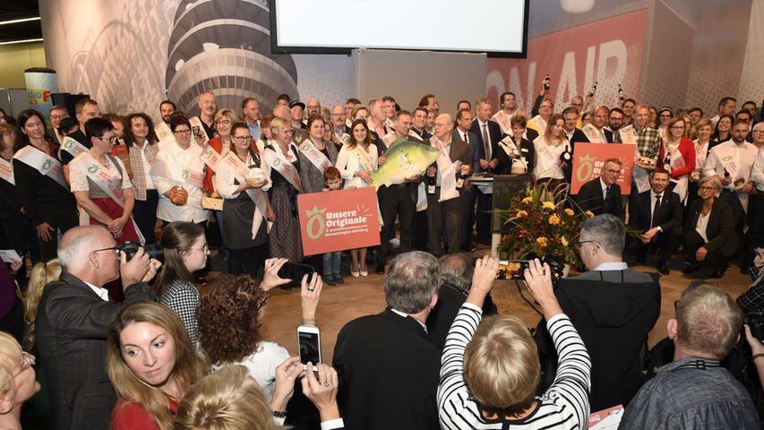 169 Erzeugerinnen und Erzeuger aus der Metropolregion Nürnberg wurden als