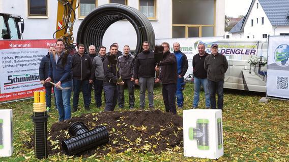 Nahwärme: Rehlingen heizt mit Biogas aus Bürgerhand - Nordbayern.de