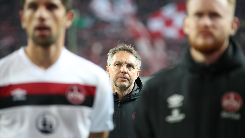 Nach nur 170 Tagen im Amt muss Damir Canadi den 1. FC Nürnberg wieder verlassen