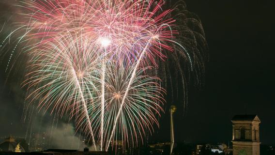 Michaelis-Kirchweih: Darum könnte das Feuerwerk 2020 ausfallen