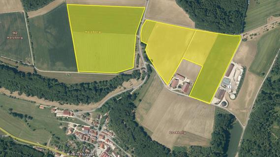 Windischhausen: Solarpark ist einen Schritt weiter - Nordbayern.de