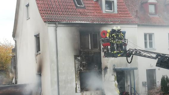 Explosion in Ansbach: Polizei vermutet Vorsatz - Nordbayern.de