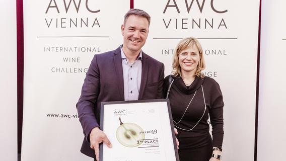 In Wien regnete es Medaillen für Ipsheimer Weingut - Nordbayern.de